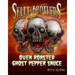 Skull Brothers Oven Roasted Ghost Pepper Sauce