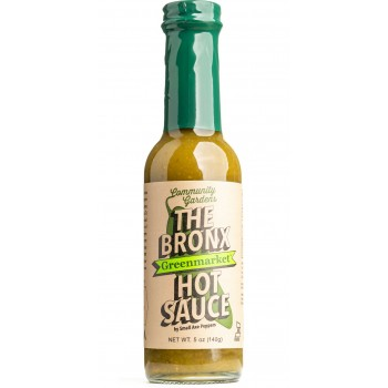 Small Axe Peppers The Bronx Green Hot Sauce