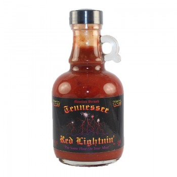 Tennessee Red Lightnin' Hot Chili Hot Sauce