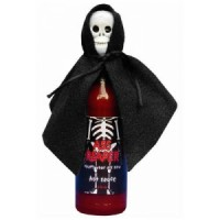Ass Reaper Hot Sauce with Skull & Cape