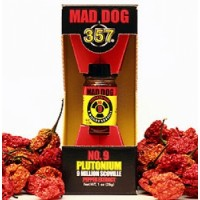 Mad Dog Plutonium 9 Million Scoville Unit Chilli Extract