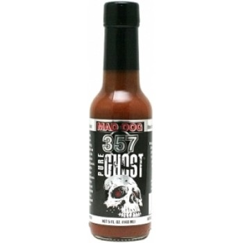 Mad Dog 357 Pure Ghost Hot Sauce