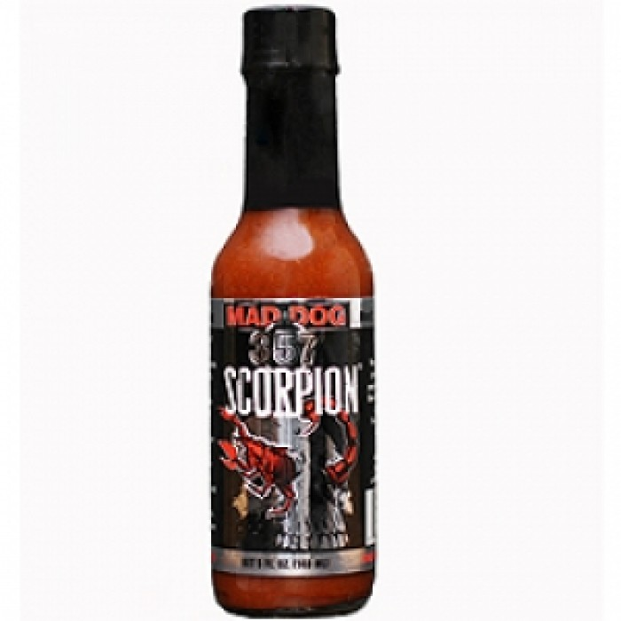 Mad Dog Hot Sauce Review