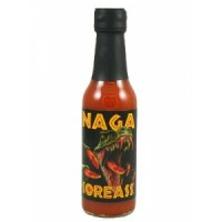 Cajohn's Naga Soreass! Hot Sauce