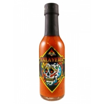 Cajohn's Calavera Hot Sauce 148ml