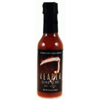 The Reaper Slingblade Hot Sauce