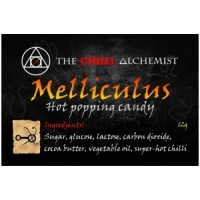 Chilli Alchemist Melliculus Hot Popping Candy 12g
