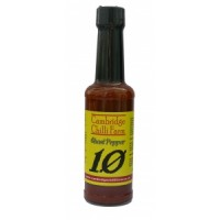 Cambridge Chilli Farm Ghost Pepper 10 Hot Sauce