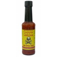 Cambridge Chilli Farm Naga Napalm Hot Sauce