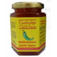Cambridge Chill Farm Habanero Gold Jam