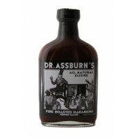 Dr. Assburn Fire Roasted Habanero Pepper Sauce