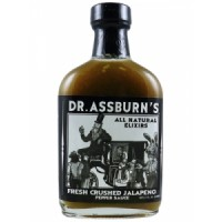 Dr. Assburn Fresh Crushed Jalapeno Pepper Sauce
