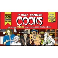 The Half Canned Cooks - A Cookbook by Doug Bell