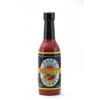 Dave's Inflatable Insanity Sauce Bottle