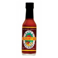 Dave's Total Insanity Sauce
