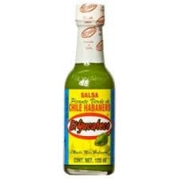 El Yucateco Green Habanero Pepper Sauce