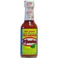 El Yucateco Red Habanero Pepper Sauce