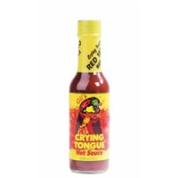 Gil's Crying Tongue Red Savina Hot Sauce