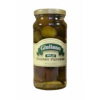 Giuliano's Sweet Cherry Peppers