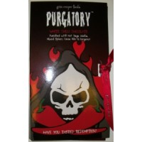 Grim Reaper Foods Purgatory White Chilli Chocolate