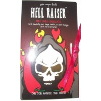 Grim Reaper Foods Hell Raiser Milk Chilli Chocolate