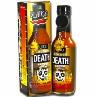 Blair's Golden Death Sauce