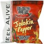 Blair's Death Rain Naga Jolokia Chips