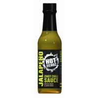 Hot-Headz! Jalapeno Pepper Sauce
