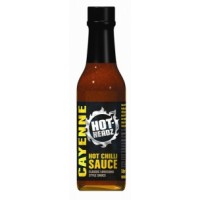 Hot-Headz! Cayenne Pepper Sauce