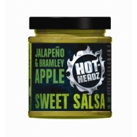 Hot-Headz! Bramley Apple & Jalapeno Sauce