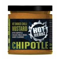 Hot-Headz! Smoky Chipotle Mustard