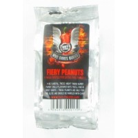 Who Dares Burns! Naga Chilli Peanuts