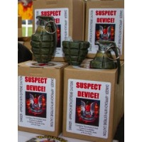 Hot-Headz! Suspect Device 13 million Scoville Chilli Extract