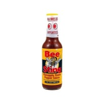 Bee Sting Pineapple Guava Hot Sauce