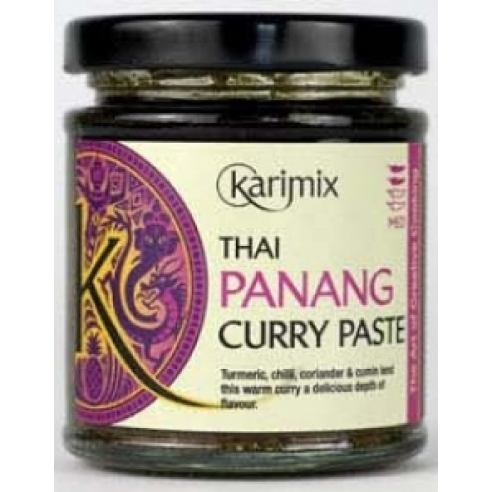 Home Karimix Thai Panang Curry Paste