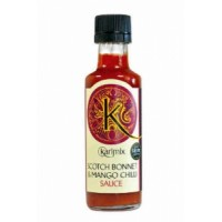Karimix Scotch Bonnet & Mango Chilli Sauce