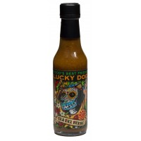 Lucky Dog Dia Del Perro Lightly Smoked Hot Pepper Sauce
