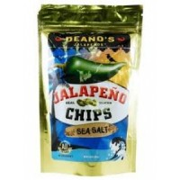 Deano's Jalapeno Chips with Sea Salt