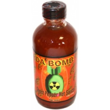 Da' Bomb Ghost Pepper Sauce