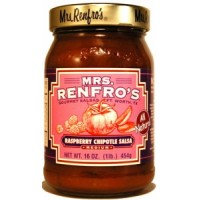 Mrs Renfro's Raspberry Chipotle Salsa